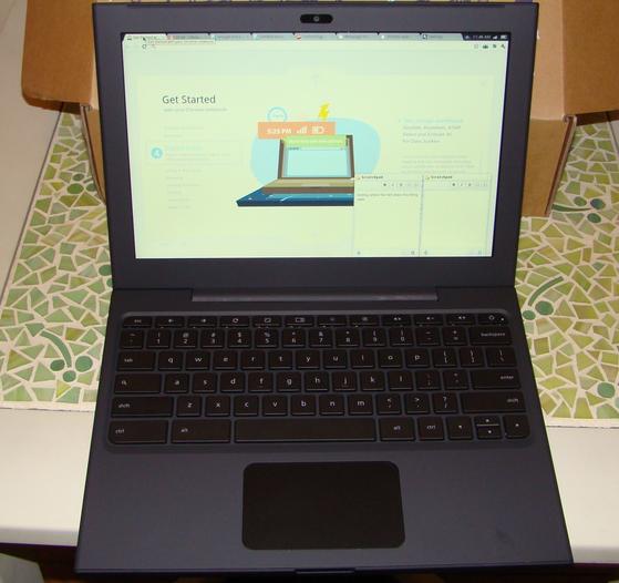 Google y el ChromeBook
