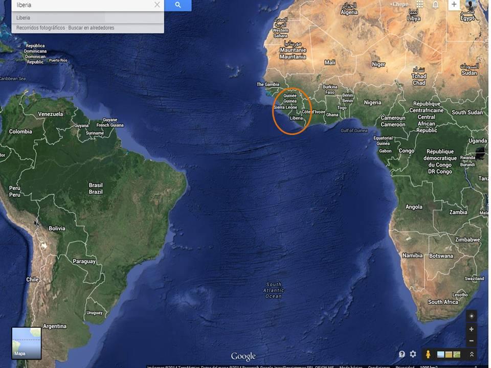 Esta es la situacion en Sierra Leona y Liberia - Visto desde Adentro