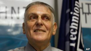 Daniel Schechtman, premio Nobel de Química