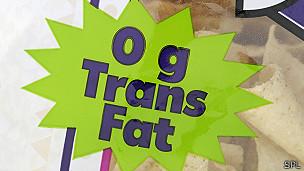 Etiqueta transfat